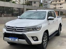 Toyota Hilux CD Srx 2.8 4x4 Diesel Aut