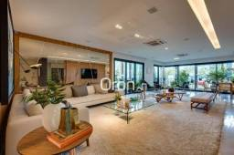 Apartamento com 4 dormitórios à venda, 225 m² por R$ 1.580.000,00 - Setor Marista - Goiâni