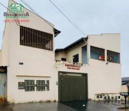 Kitnet com 1 dormitório para alugar, 22 m² por R$ 550,00/mês - Jardim das Américas 2ª Etap