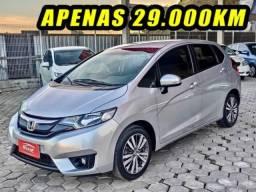 Honda Fit EX 2016 AUTOMATICO APENAS 29.000KM