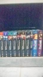 Coleção supernatural 1° a 10° temporada e Smallville 2° e 3° temporada