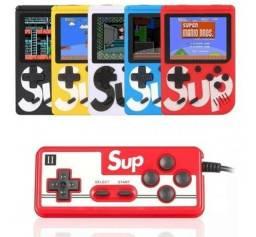 Super Mini Game Lcd 3 400 Jogos Portátil Av C/ Controle