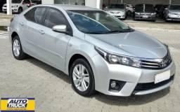 Toyota Corolla Gli 1.8 automatico ano 2015