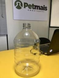 GARRAFA FRASCO PET 5 litros