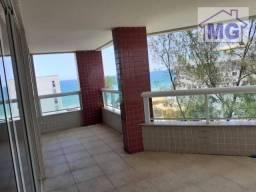 Cobertura com 4 dormitórios , 520 m² - lagoa - macaé/rj