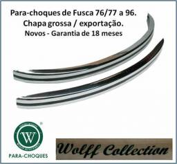 Chapa Grossa - Parachoques Fusca 76/77 a 96 - Wolff Collection