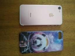 IPhone 7 128Gb Rose (em perfeito estado)