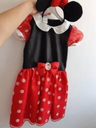 Vendo fantasia da Minnie