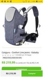 Canguru Kababy jeans