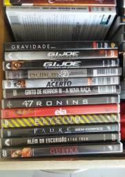 Dvds originais ficção / ação