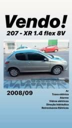 Peugeot Hatch XR 1.4 8V (flex) 2p - 2009