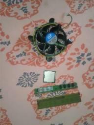 Processador i3 e memoria
