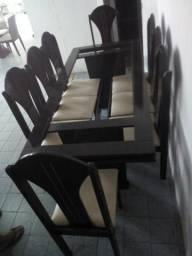 Mesa de Jantar 08 cadeiras