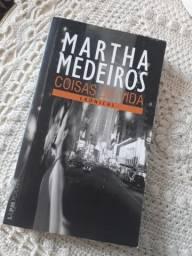 Livro pocket da Martha Medeiros