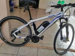 Vendo kit elétrico para bicicleta aceito troca por speed boa