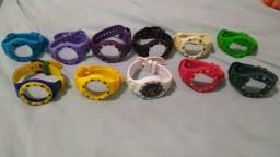 Relógios Champion Watch Original 11 Pulseiras