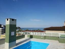 Apartamento na Praia Grande de Ubatuba - Vista Mar! 2 dormitórios, lazer panorâmico