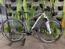 Bike Aro 29 Soul Magma HT129 Carbono Sram GX 11v Rock Shox Sid