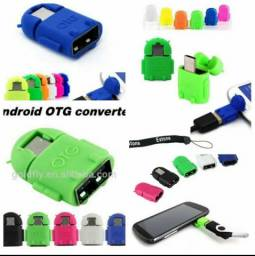 Adaptador Micro usb otg
