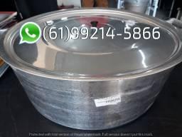 Panela Grosso Batido N. 60 Alumínio