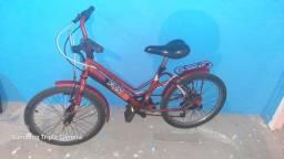 Vendo bike aro 20 7 marchas