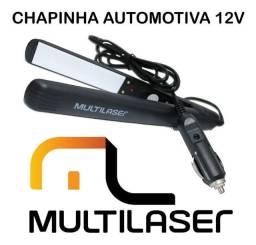(NOVO)Chapinha Alisadora Automotiva Cerámica 12V Multilaser