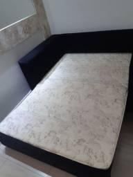 Sofá que vira cama usado