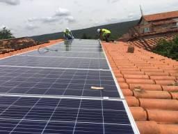 Energia Solar Fotovoltaica - Deixe de dar dinheiro para Cemig