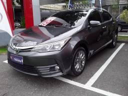Corolla XEI 2019 carro top de linha flex