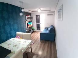 Apartamento com 3 dormitórios à venda, 63 m²- São Sebastião - Porto Alegre/RS