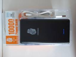 Carregador portátil Power Bank Pineng original  10000mAh