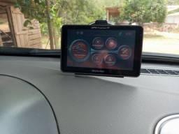 Vendo GPS na caixa