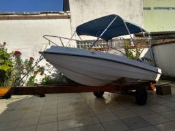 Lancha Mais Boat160 plus