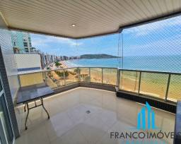Apto de Alto padrão 3 quartos sendo 2 suites na Beira Mar da Praia do Morro