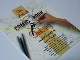 The Art of Comic-Book Inking - Aprenda a fazer arte-final HQ