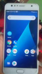 Vendo ou troco Asus zenfone 4 selfie 64gb