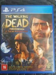 The walking dead 3 ps4