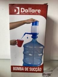 Título do anúncio: Bomba de sucção para botijão de água