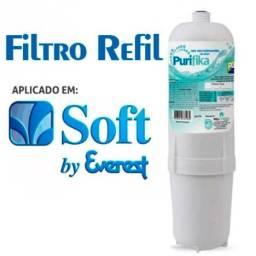NOVO! Refil Filtro Para Purificador De Água Soft Everest