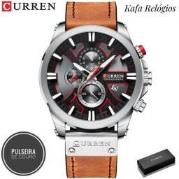 Relógio Curren Original *** Promoção e entrega grátis***