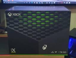 Xbox Series X 4K 120Hz 1TB SsD Lacrado Pronta Entrega NF Nacional Garantia