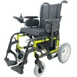 Cadeira de roda modelo E4 motorizada Ortobras