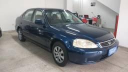 Título do anúncio: Honda Civic Lx Automatico 2000