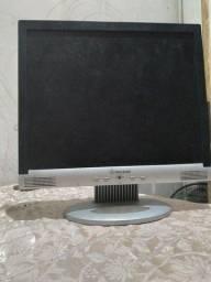 Tela de computador positivo