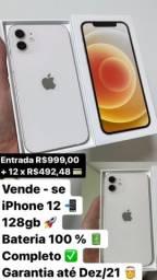 iPhone 12 45 dias de uso