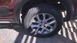 Troco rodas 4 furos originais