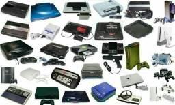 Manutenção e revisão em vídeo games antigos
