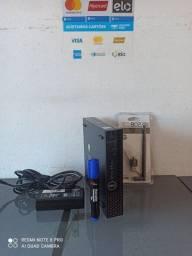 Desktop Dell OptiPlex 3060 Mini+Core i5 8500t+8GBRam+SSD240GB+Wi-Fi-Entregamos