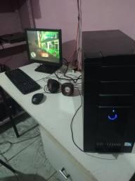 Computador completo tudo funcionando perfeitamente!