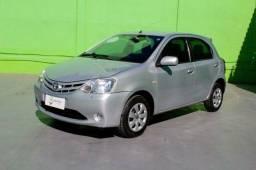 Título do anúncio: Toyota ETIOS XS  1.3 2013